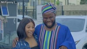 Mr Funny - Investor Sabinus the Blue Chief (Comedy Video)