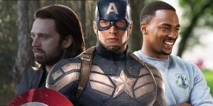 Sam Wilson As Captain America Mirrors Steve Rogers' Story Better Than Bucky