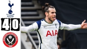 Tottenham vs Sheffield Utd  4 - 0 (Premier League Goals & Highlights 2021)
