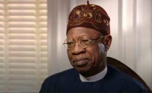 """""""You Need More Energy To Break Nigeria Than Fix It"""" - Lai Mohammed"""