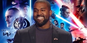 The Star Wars Prequels Are Better than Disney's Sequels, According To Kanye West