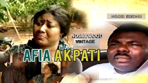 Afia Akpati 2  (Old Nollywood Movie)