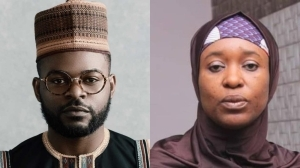 #EndSARS: You Can't Win From Outside – Falz And Aisha Told To Join Political Party