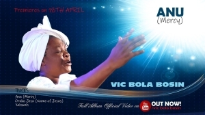 Vic Bola Bosin – ANU (Video)