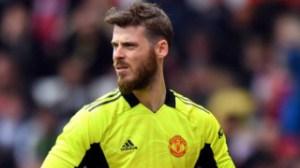 Man Utd boss Solskjaer coy on De Gea vs Henderson plans