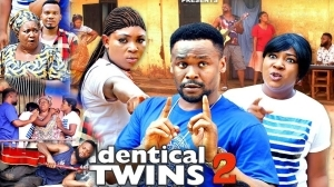 IDENTICAL TWINS SEASON 1 (2020) (Nollywood Movie)