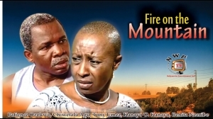 Fire On The Mountain (Old Nollywood Movie)