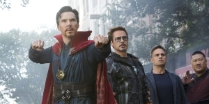 Avengers: Infinity War Directors Share New Set Videos On 3-Year Anniversary