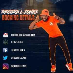 Record L Jones & DJ Corry Da Groove – Tanquilla Ft. Rams Moo