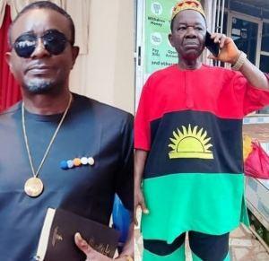 """""""Release Chiwetalu Agu, Nnamdi Kanu And Igboho Immediately"""" - Actor Emeka Ike Tells The Federal Government (Video)"""