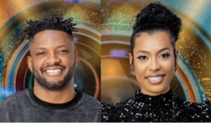 BBNaija: You're Dumb, Not Smart – Nini Hurls Insults At Cross As They Engage In Heated Argument