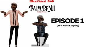 Papa Benji - Season 2: Episode 1 (The Wake Keeping)