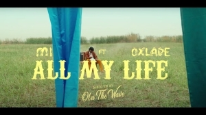 M.I Abaga - All My Life ft. Oxlade (Video)