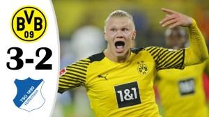 Dortmund vs Hoffenheim 3 − 2 (Bundesliga 2021 Goals & Highlights)