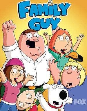 Family Guy S19E08