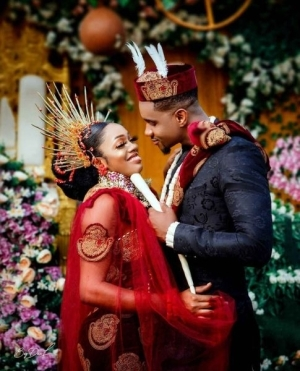 Actor, Jideofor Achufusi Weds His Heartrob In Style (See Photos)