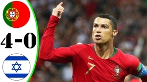 Portugal vs Israel  4 − 0 (Friendlies Goals & Highlights 2021)