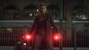 Scarlet Witch Will Regain Her Accent in Doctor Strange 2