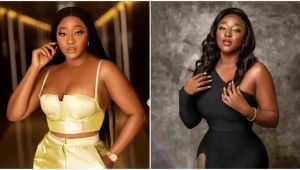 """""""If You Want To Talk To Me, Talk To Me Directly"""" – Ini Edo Dragged For Throwing Indirect Tantrums Alleging That She's Sleeping With Married Men"""