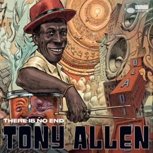 Tony Allen Feat. Danny Brown - Deer In Headlights