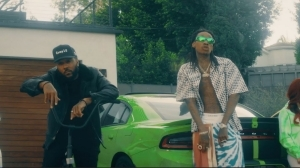 Problem - For the Low Ft. Wiz Khalifa (Video)