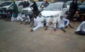 Coronavirus: Pastor, Imam And 27 Others Arrested For Violating Lockdown Order In Lagos