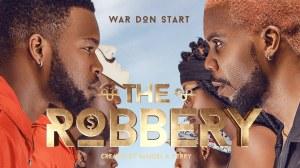 Broda Shaggi - THE ROBBERY (the beginning) [Video]