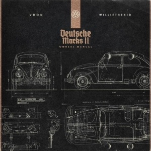 Willie The Kid & V Don  - Deutsche Marks 2 (Album)