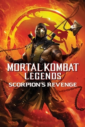 Mortal Kombat Legends: Scorpions Revenge (2020) (Animation) (Movie)