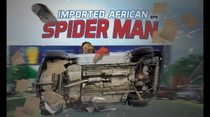 Xploit Comedy – Imported African Spider Man [Episode  3] (Video)