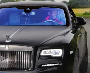Man Utd star Paul Pogba's Rolls-Royce seized by police for having French number plate (photos)
