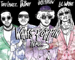 Jack Harlow Ft. DaBaby, Tory Lanez & Lil Wayne – Whats Poppin (Remix)
