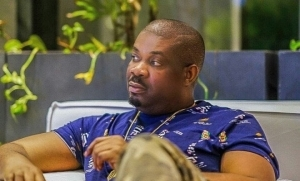 Don Jazzy Buys Painting Of N300K From Fan