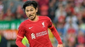Liverpool midfielder Minamino forced out of Japan squad