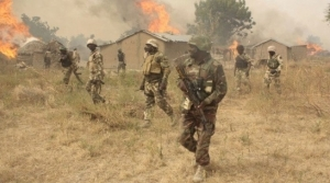 SO SAD!! Soldiers Had An Accident While Rushing To Rescue Civilians From Boko Haram