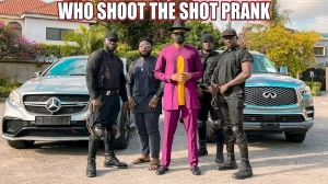 Zfancy - Who Shoot The Shot Prank (Comedy Video)