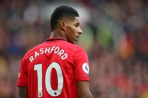 See Interior View of Manchester United Forwarder, Marcus Rashford