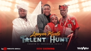 TheCute Abiola - The Talent Hunt [Part 7] (Comedy Video)