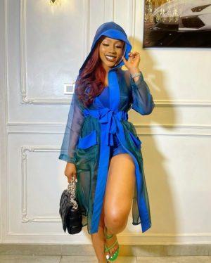 """My Superwoman ""— Mercy Eke Celebrates Mother On Her Birthday (Video)"