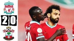 Liverpool vs Southampton 2 - 0  (Premier League  Goals & Highlights 2021)