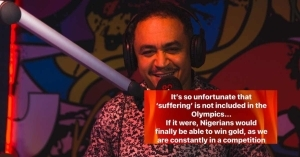 """""""If 'Suffering' Was Added To Olympics, Nigerians Would Win Gold"""" – Daddy Freeze"""