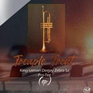 King Saiman, Deejay Zebra SA & Pro-Tee – Triple (T) Threat EP