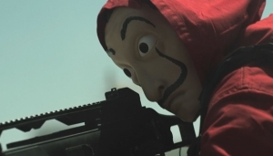 Money Heist Season 4 Episode 7 - Tumbar la carpa [English]