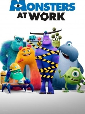 Monsters At Work S01E10