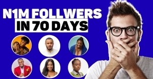 """Before & After"" Instagram Followers of BBNaija 2020 Housemates"