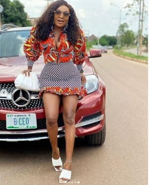 Blessing Okoro Narrates How She Was Physically Assaulted By Her Ex-husband For 4 years