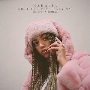 Mahalia Ft. Ella Mai & Cam'ron - What You Did (Remix)
