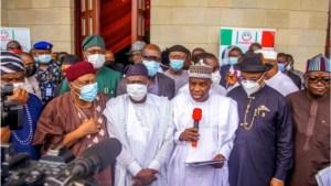 PDP governors greedy, unfit to rule Nigeria: Garba Shehu