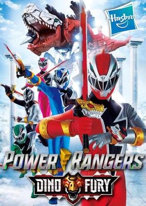 Power Rangers Dino Fury S28E18