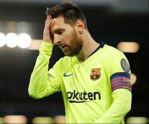 GHEN GHEN! Barcelona Planning To Suspend Star Man Lionel Messi